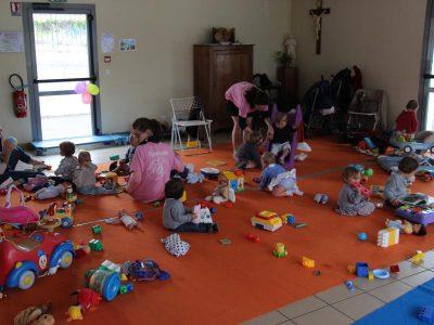 nurserie festival Saint-Jean des Famille